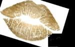 gold kiss